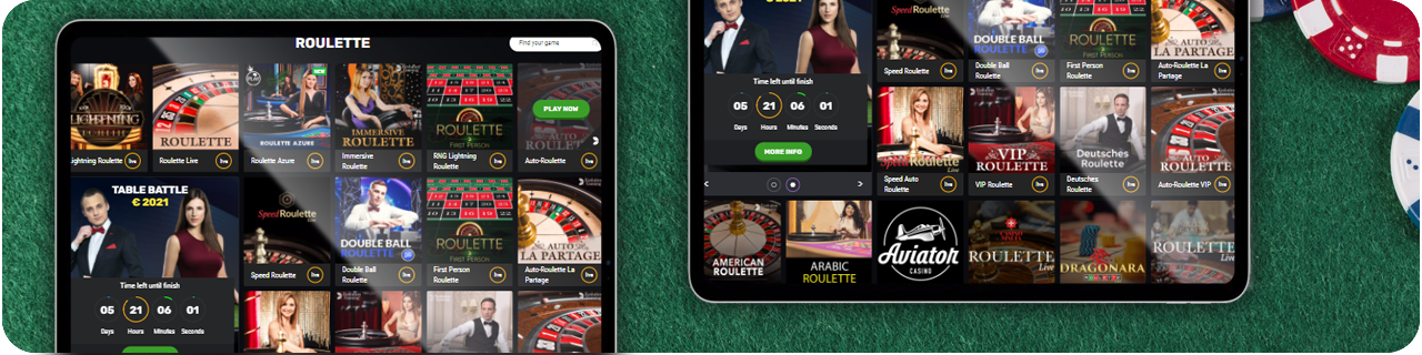 uk casino roulette