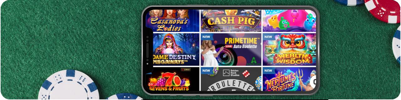 UK Casino Games